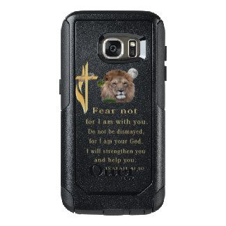 Isaiah 41:10 items OtterBox samsung galaxy s7 case