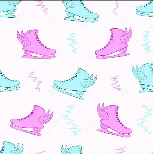 Patines con alas