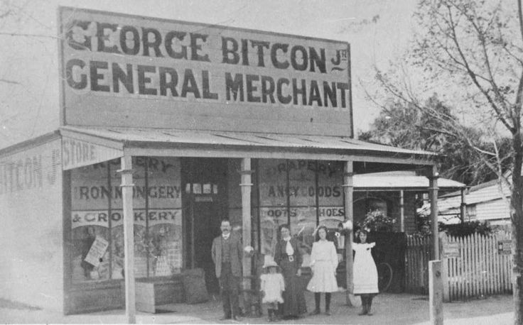 Bbitcon store in Numurkah early years