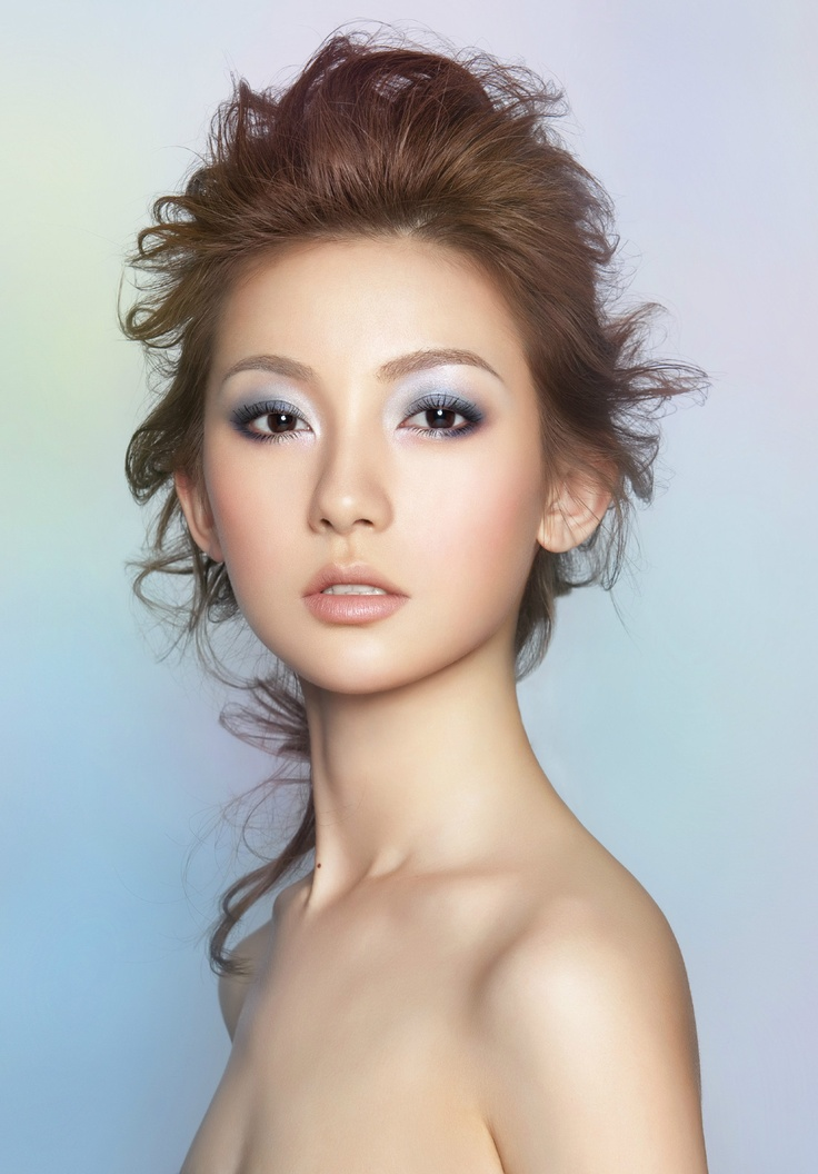 woman face | face reference | Pinterest | Beauty, Hair ...