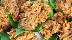 Conservas de papelón y coco on http://www.yosoyvenezolano.com/recetas-cocina-venezolana/conservas-de-papelon-y-coco/