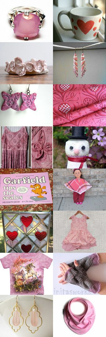 Lovely Pink by Coco on Etsy--Pinned with TreasuryPin.com