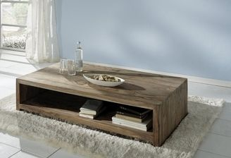 17 best images about table basse on pinterest villas - Tables basses de salon en bois ...