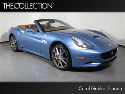 2012 Ferrari California Base http://www.iseecars.com/used-cars/used-ferrari-for-sale