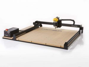 Come use the MyShop X-Carve! We can teach you how to use the CNC router.