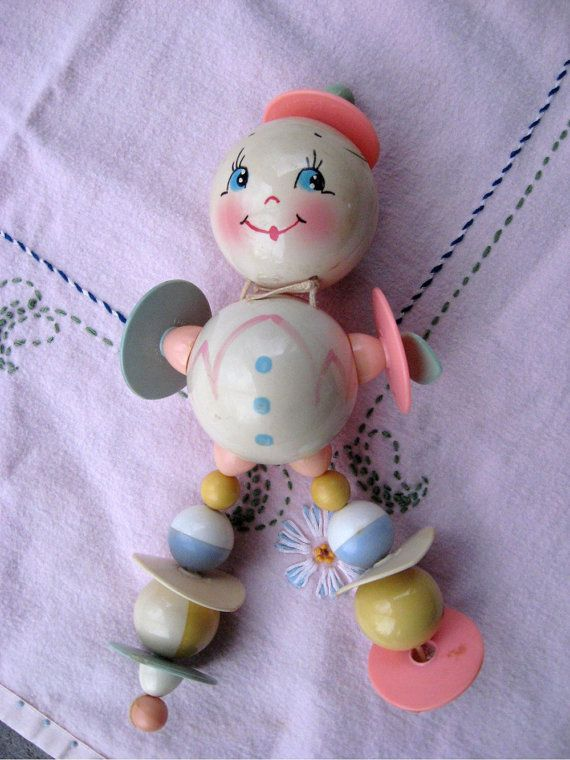 1000 Images About Vintage Baby Rattles On Pinterest