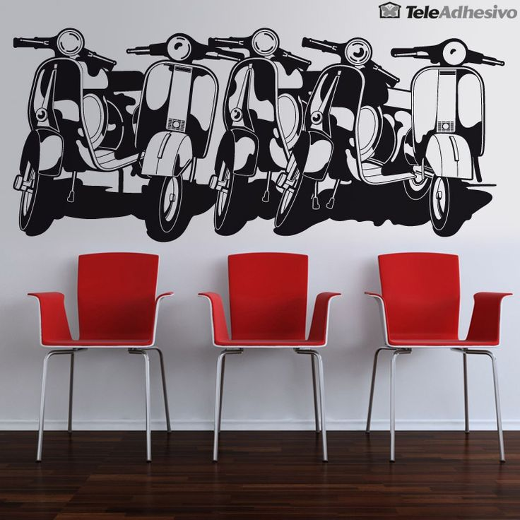 133 best top vinilos decorativos images on pinterest vinyls murals and street art - Teleadhesivo vinilos decorativos espana ...
