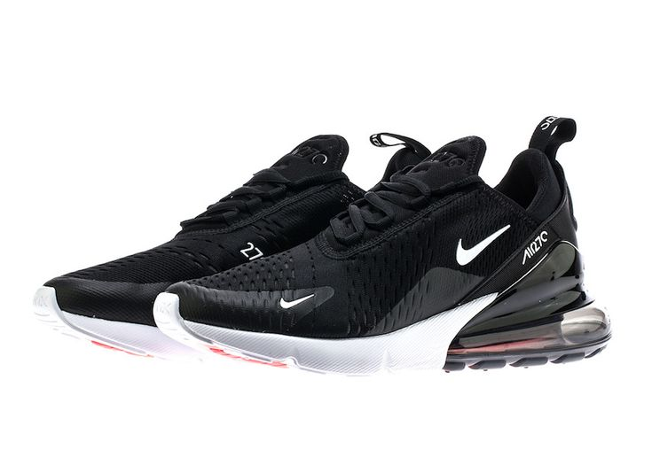 Nike Air Max 270 Black White AH8050-002 - Sneaker Bar Detroit