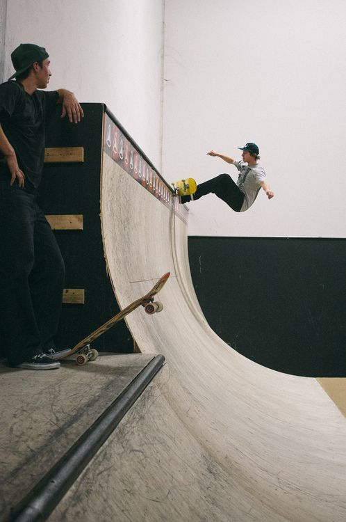 indoor skateparks are like reuseable bags they'r cheap.