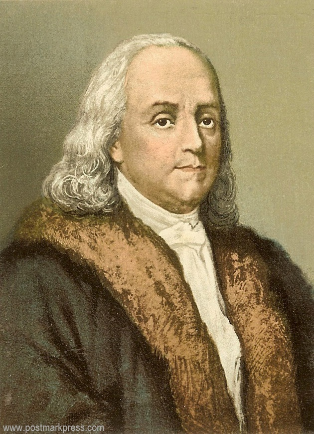 a report on benjamin franklin the most important american 21022012 benjamin franklin is the ideal person to lead off the atlas  franklin was able to report a number of  is one os physics' most important.