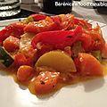 Recette n°58: Curry doux de légumes aux noix de cajou.