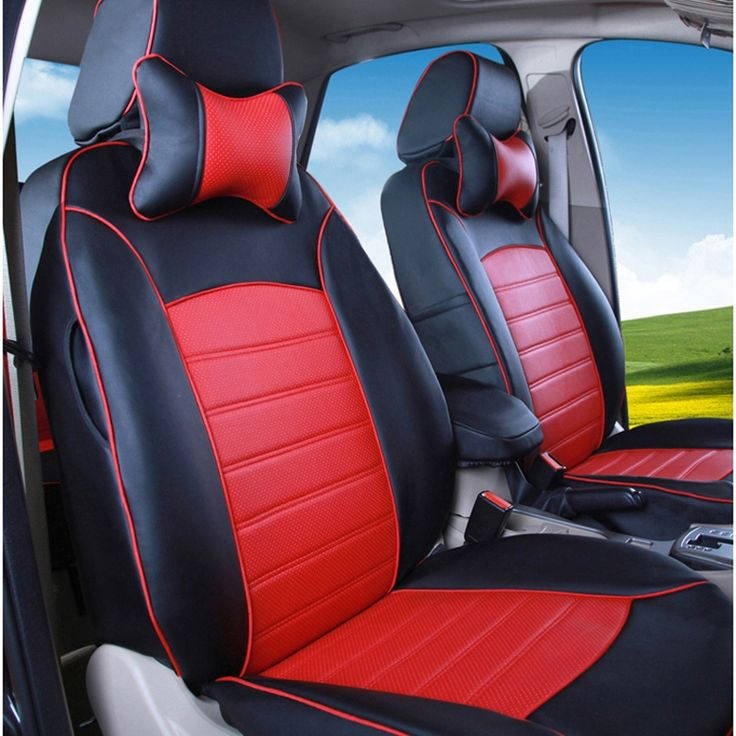 308.81$  Watch now - Car Seat Cover for BMW X1 Accessories for Cars Seats Customized PU Leather Seat Covers&Supports Comfortable Car Seat Protection   #magazine