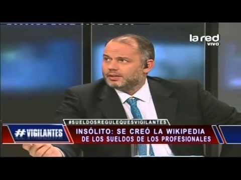 #ComparteTuSueldo: Se creó la Wikipedia de los sueldo @ #Vigilantes de #LaRed