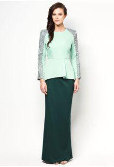 Chantilly Colette Baju Kurung JM