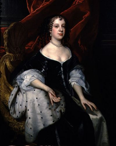 Catherine of Braganza, Queen of Britain, wife of Charles II