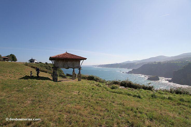 Cadavedo Asturias. Qué ver en Asturias. Más info https://www.desdeasturias.com/playa-de-cadavedo-o-la-ribeirona/