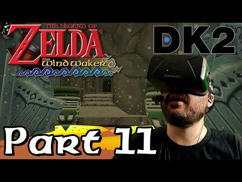 Oculus Rift DK2  Zelda: Wind Waker  Part 11: Flying Embers #vr #virtualreality #oculus #oculusrift #gearvr #htcvivve #projektmorpheus #cardboard #video #videos