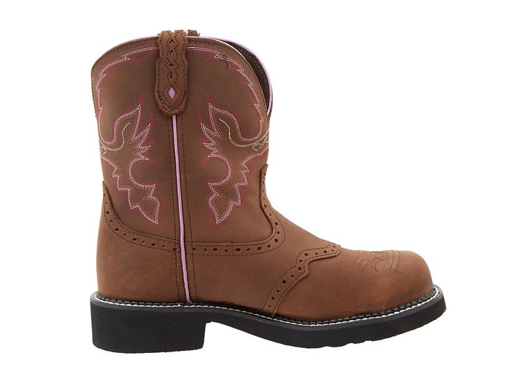 Justin WKL9980 Steel Toe Cowboy Boots Aged Bark