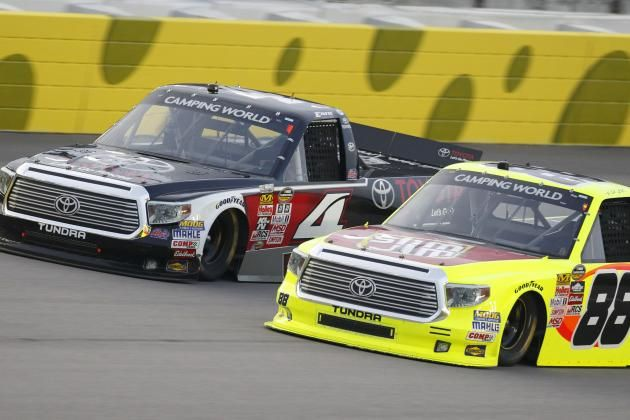 NASCAR Truck Series at Pocono 2015: Full Schedule Standings and Preview