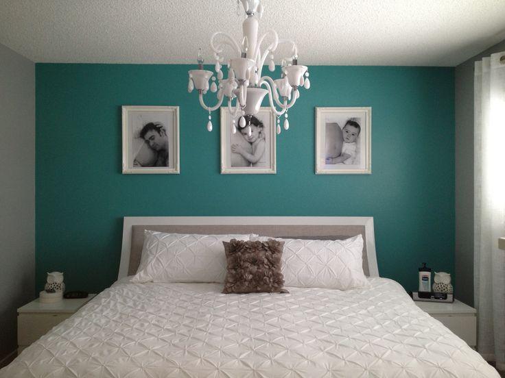 Best 25+ Grey Teal Bedrooms Ideas On Pinterest | Teal Teen Bedrooms, Teal  Bedroom Designs And Grey And Teal Bedding