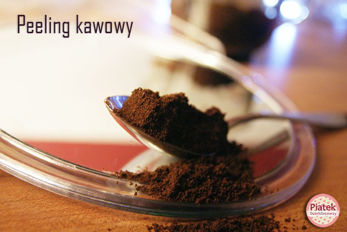 Blondregeneracja blog | www.blondregeneracja.com: Piątek dniem dla twarzy: peeling kawowy