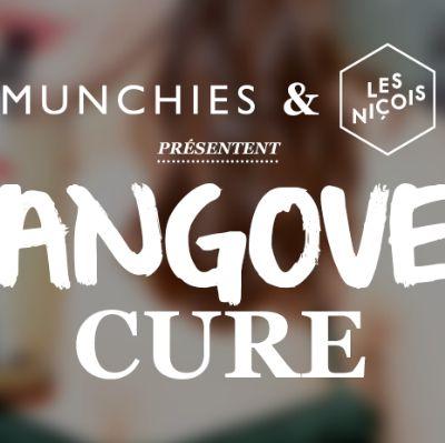 Le meilleur remède contre la gueule de bois se trouve à la prochaine Hangover Cure