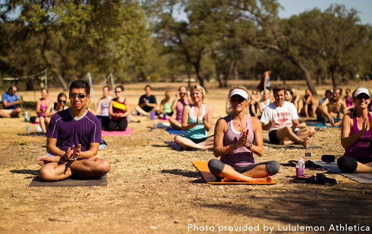 Each Saturday morning, Sacramento's McKinley Park welcomes some 100 barefooted recruits for a free vinyasa yoga class (Sat. 9am-10:15am, behind H Street Rose Garden; yogaacrossamerica.org).