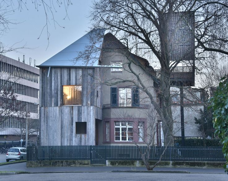 Sauter von Moos · House with a Tree · Divisare