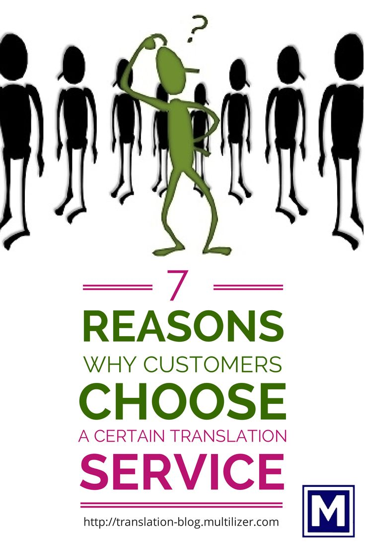What is important to translation buyers?