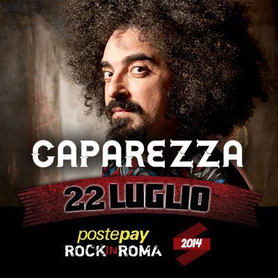 Caparezza - 22 luglio 2014 Postepay Rock in Roma