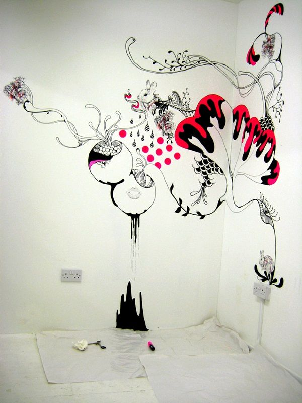 40 Easy Diy Wall Painting Ideas For Complete Luxurious Feel With