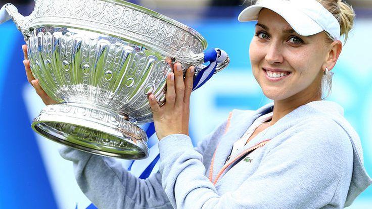 Elena Vesnina vs Coco Vandeweghe WTA Sydney 2017 Tennis Live