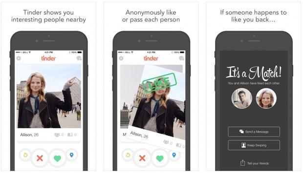 Tinder vs. Happn vs. OkCupid: What&#039s The Very best Courting App?  http://webtoasts.com/tinder-vs-happn-vs-okcupid-what039s-the-very-best-courting-app/  #Hacks, #MobileTricks