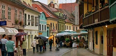 Snuck into Zagreb when I was in BiH, looks much improved since then