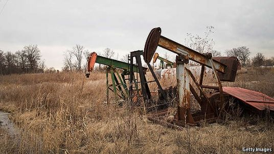 Why is the oil price falling?Mostly because of increased supply from America—up by 4m barrels a day since 2009. Although most crude exports are still banned,...