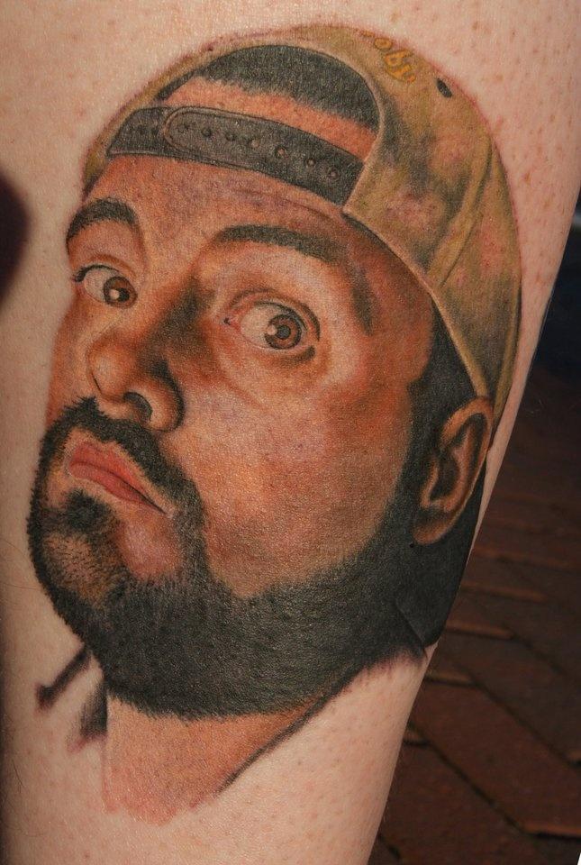 Tattoo by Chris Jones