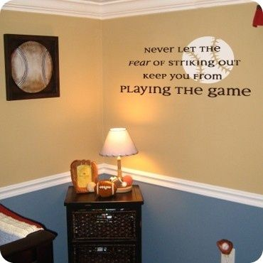 145 Best Baseball Bedroom Images On Pinterest