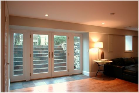 Best 25 basement remodeling ideas on pinterest for Daylight basement windows