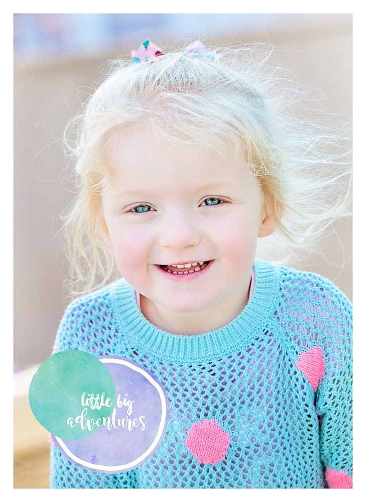 Childcare Cutie | Melbourne Childcare Photography