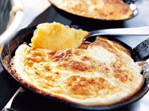 Probieren Sie unser Rezept für herrlich leichten Kartoffelschmarrn. Das typisch bayrische Gericht schmeckt auch den Nordlichtern. Probieren Sie es aus.