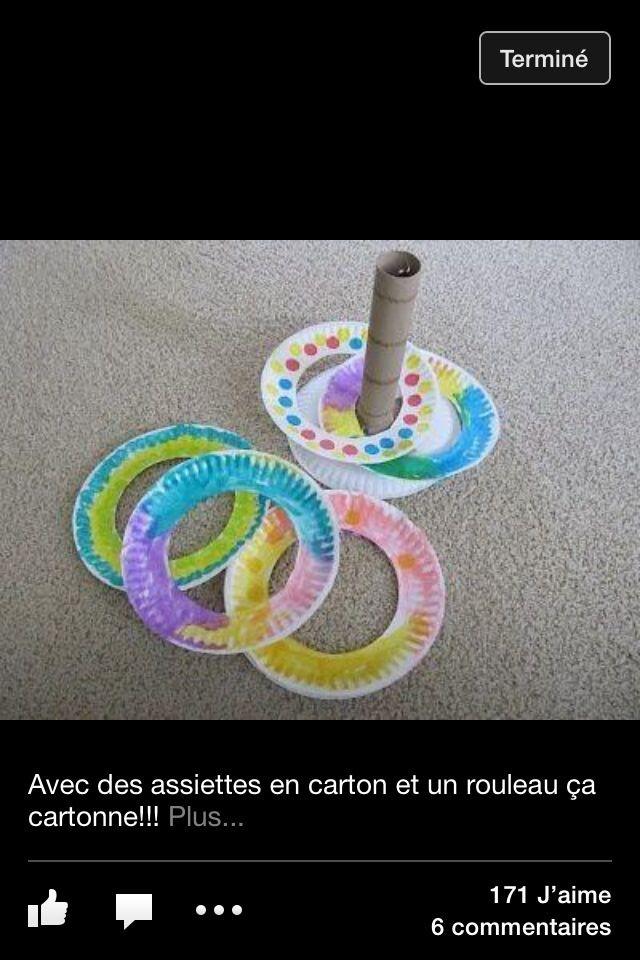Petits jeux a créer avec les enfants