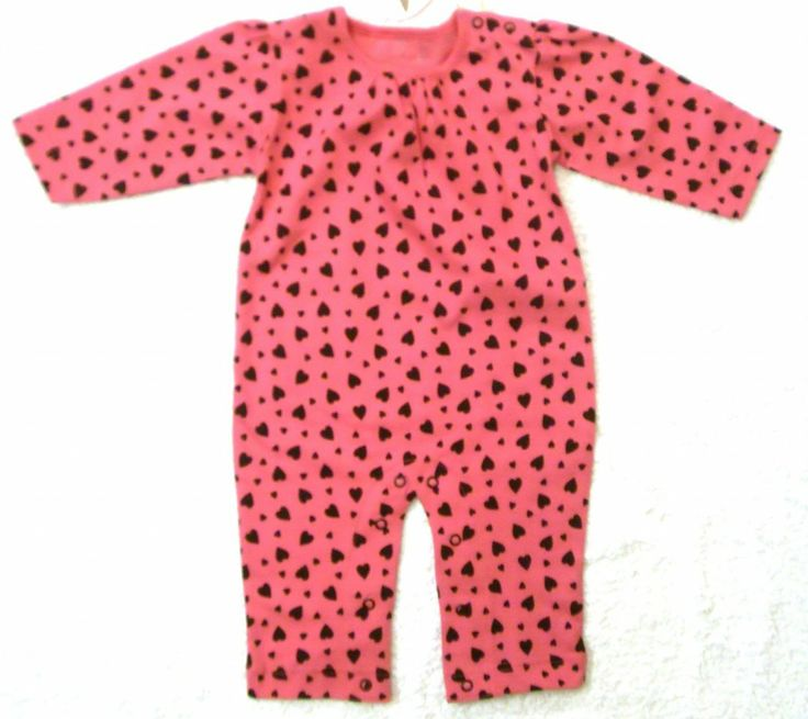Very Cute Baby Girls All In One ONLY £3.65 Sizes available from New Born up to 12 months