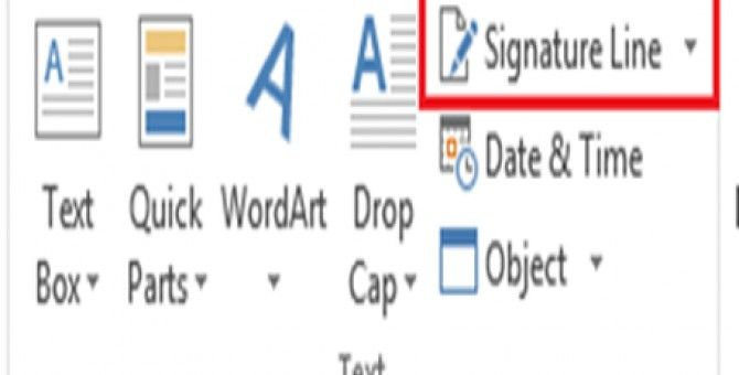 microsoft word how to add line below