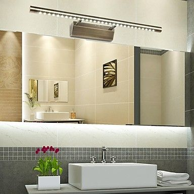 17 best images about bathrooms on pinterest bathroom for Eclairage salle de bain led