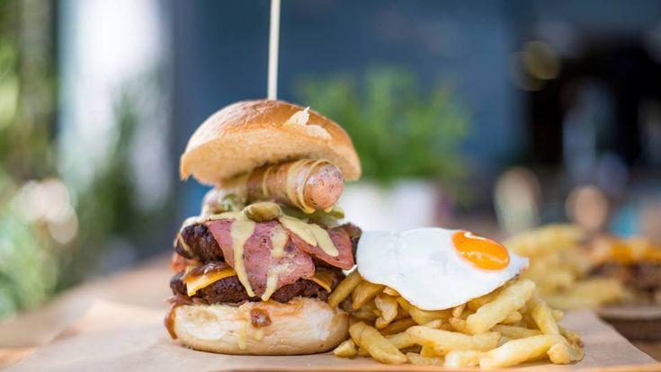 Το Berliner έχει τα πιο εξωφρενικά burger της πόλης