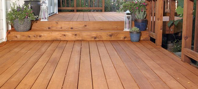 How To Clean And Stain A Deck I 39 M Posting This Because