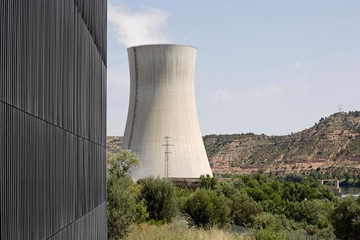Centro de visitantes Central Nuclear Ascó, Tarragona, 2011