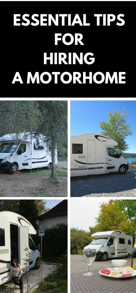 These top tips for hiring a motorhome will keep the whole process hassle and stress free.