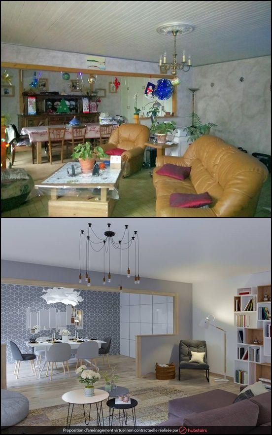 16 best Avant Après Déco images on Pinterest | Before after, Armoire ...