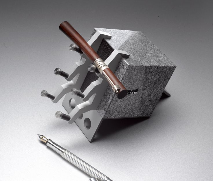 cool pen stand -wall